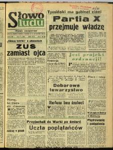 Słowo Ludu : dziennik Polskiej Zjednoczonej Partii Robotniczej, 1991 R.XLII, nr 137
