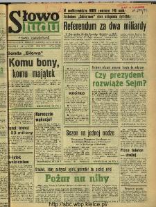 Słowo Ludu : dziennik Polskiej Zjednoczonej Partii Robotniczej, 1991 R.XLII, nr 143