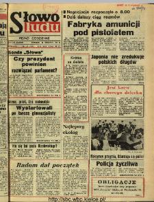 Słowo Ludu : dziennik Polskiej Zjednoczonej Partii Robotniczej, 1991 R.XLII, nr 145