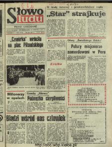 Słowo Ludu : dziennik Polskiej Zjednoczonej Partii Robotniczej, 1991 R.XLII, nr 186