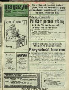 Słowo Ludu : dziennik Polskiej Zjednoczonej Partii Robotniczej, 1991 R.XLII, nr 201 (magazyn)