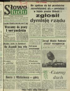Słowo Ludu : dziennik Polskiej Zjednoczonej Partii Robotniczej, 1991 R.XLII, nr 202