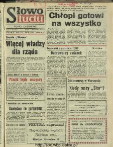 Słowo Ludu : dziennik Polskiej Zjednoczonej Partii Robotniczej, 1991 R.XLII, nr 205