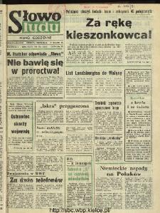 Słowo Ludu : dziennik Polskiej Zjednoczonej Partii Robotniczej, 1991 R.XLII, nr 232