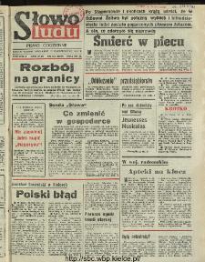 Słowo Ludu : dziennik Polskiej Zjednoczonej Partii Robotniczej, 1991 R.XLII, nr 242