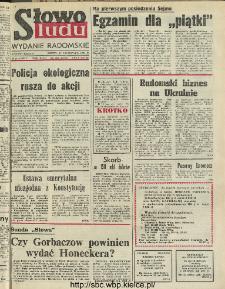 Słowo Ludu : dziennik Polskiej Zjednoczonej Partii Robotniczej, 1991 R.XLII, nr 268 (radomskie pismo codzienne)
