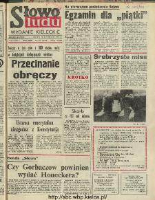 Słowo Ludu : dziennik Polskiej Zjednoczonej Partii Robotniczej, 1991 R.XLII, nr 268