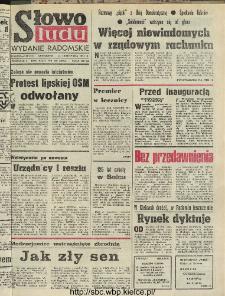 Słowo Ludu : dziennik Polskiej Zjednoczonej Partii Robotniczej, 1991 R.XLII, nr 269 (radomskie pismo codzienne)