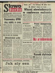 Słowo Ludu : dziennik Polskiej Zjednoczonej Partii Robotniczej, 1991 R.XLII, nr 269