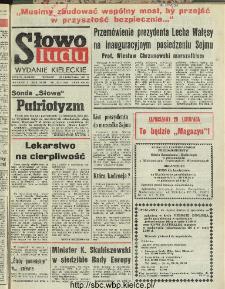 Słowo Ludu : dziennik Polskiej Zjednoczonej Partii Robotniczej, 1991 R.XLII, nr 273