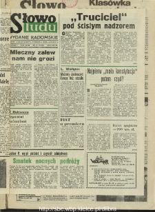 Słowo Ludu : dziennik Polskiej Zjednoczonej Partii Robotniczej, 1991 R.XLII, nr 277 (radomskie pismo codzienne)