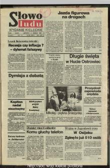 Słowo Ludu : dziennik Polskiej Zjednoczonej Partii Robotniczej, 1991 R.XLII, nr 281