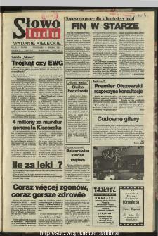 Słowo Ludu : dziennik Polskiej Zjednoczonej Partii Robotniczej, 1991 R.XLII, nr 284