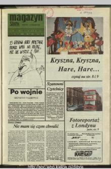 Słowo Ludu : dziennik Polskiej Zjednoczonej Partii Robotniczej, 1991 R.XLII, nr 288 (magazyn)