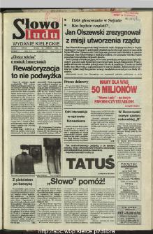 Słowo Ludu : dziennik Polskiej Zjednoczonej Partii Robotniczej, 1991 R.XLII, nr 292