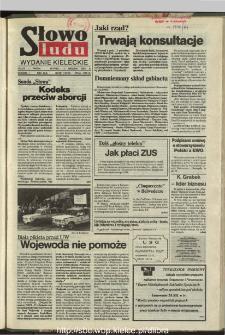 Słowo Ludu : dziennik Polskiej Zjednoczonej Partii Robotniczej, 1991 R.XLII, nr 291