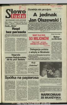 Słowo Ludu : dziennik Polskiej Zjednoczonej Partii Robotniczej, 1991 R.XLII, nr 293