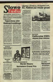 Słowo Ludu,1992 R.XLIII, nr 6