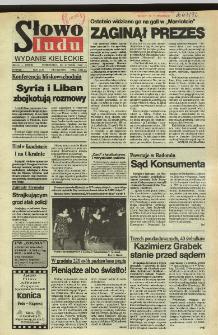 Słowo Ludu,1992 R.XLIII, nr 16