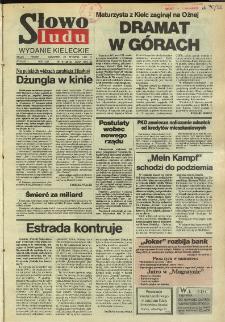 Słowo Ludu,1992 R.XLIII, nr 19