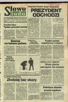 Słowo Ludu,1992 R.XLIII, nr 21 (wydanie radomskie)