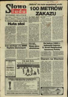 Słowo Ludu,1992 R.XLIII, nr 22