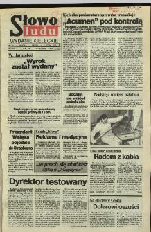 Słowo Ludu,1992 R.XLIII, nr 29