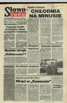 Słowo Ludu,1992 R.XLIII, nr 36