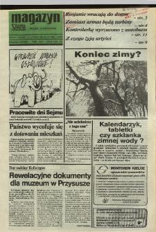 Słowo Ludu,1992 R.XLIII, nr 37 (magazyn)