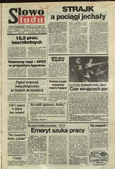 Słowo Ludu,1992 R.XLIII, nr 43