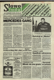Słowo Ludu,1992 R.XLIII, nr 45