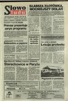 Słowo Ludu,1992 R.XLIII, nr 49 (wydanie radomskie)