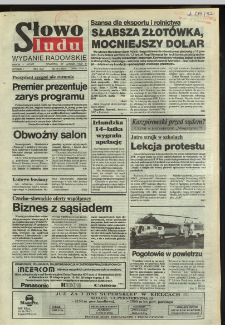 Słowo Ludu,1992 R.XLIII, nr 49