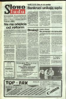 Słowo Ludu,1992 R.XLIII, nr 52 (wydanie radomskie)