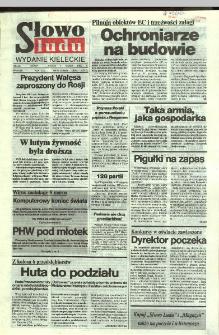 Słowo Ludu,1992 R.XLIII, nr 54