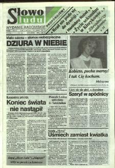 Słowo Ludu,1992 R.XLIII, nr 57 (wydanie radomskie)
