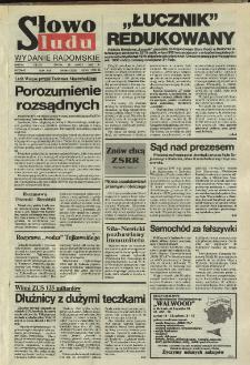 Słowo Ludu,1992 R.XLIII, nr 66 (wydanie radomskie)