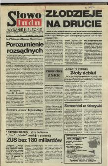 Słowo Ludu,1992 R.XLIII, nr 66