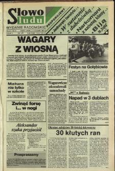 Słowo Ludu,1992 R.XLIII, nr 69 (wydanie radomskie)