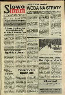 Słowo Ludu,1992 R.XLIII, nr 71 (wydanie radomskie)