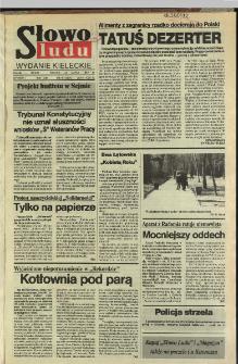 Słowo Ludu,1992 R.XLIII, nr 71
