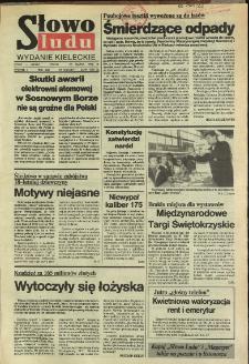 Słowo Ludu,1992 R.XLIII, nr 72