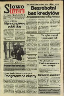 Słowo Ludu,1992 R.XLIII, nr 73 (wydanie radomskie)