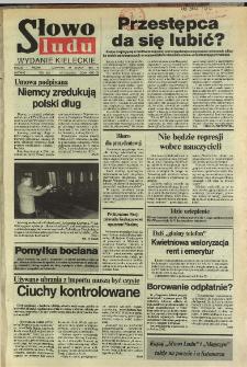 Słowo Ludu,1992 R.XLIII, nr 73