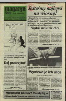 Słowo Ludu,1992 R.XLIII, nr 74 (magazyn)