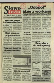 Słowo Ludu,1992 R.XLIII, nr 76