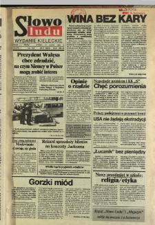 Słowo Ludu,1992 R.XLIII, nr 77
