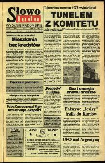 Słowo Ludu,1992 R.XLIII, nr 78 (wydanie radomskie)