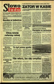 Słowo Ludu,1992 R.XLIII, nr 79 (wydanie radomskie)