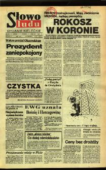 Słowo Ludu,1992 R.XLIII, nr 83